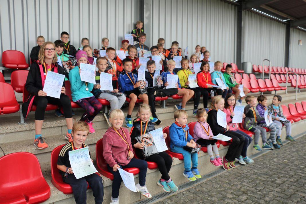 Kinder- und Jugendtriathlon in Attendorn - Tri-Time - TV Attendorn 2017