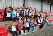 Kinder- und Jugendtriathlon in Attendorn - Tri-Time - TV Attendorn 2017