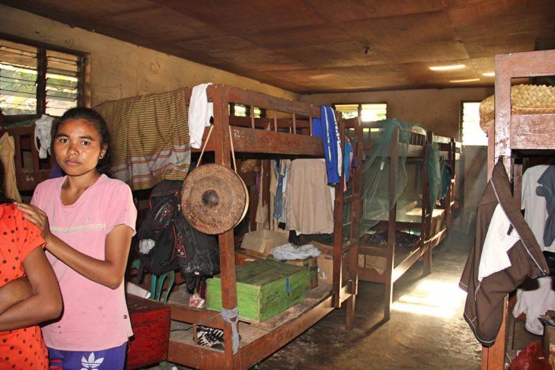 Mädchenasrama in Bondo-Kodi - St.-Ursula-Realschule Attendorn Sumba Schulprojekt