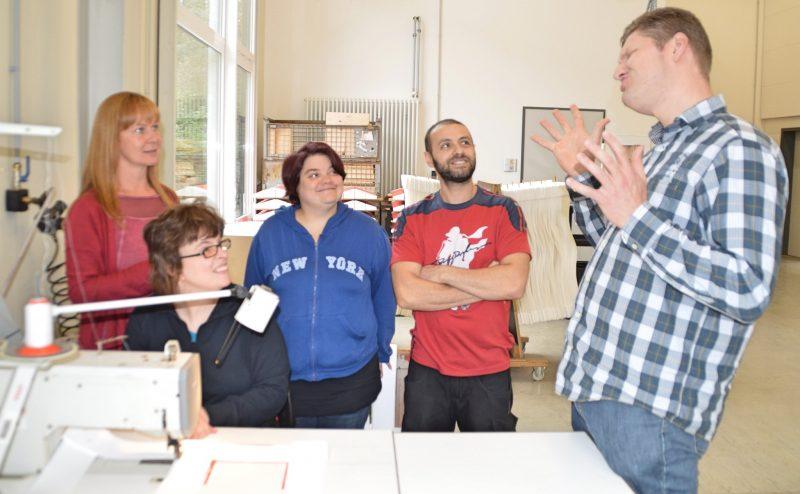 Werthmann Werkstätten - Attendorn - Tag der Gehörlosen