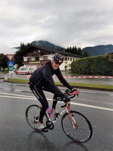 Uli Gabriel finishte die Mitteldistanz am Walchsee - TV Attendorn