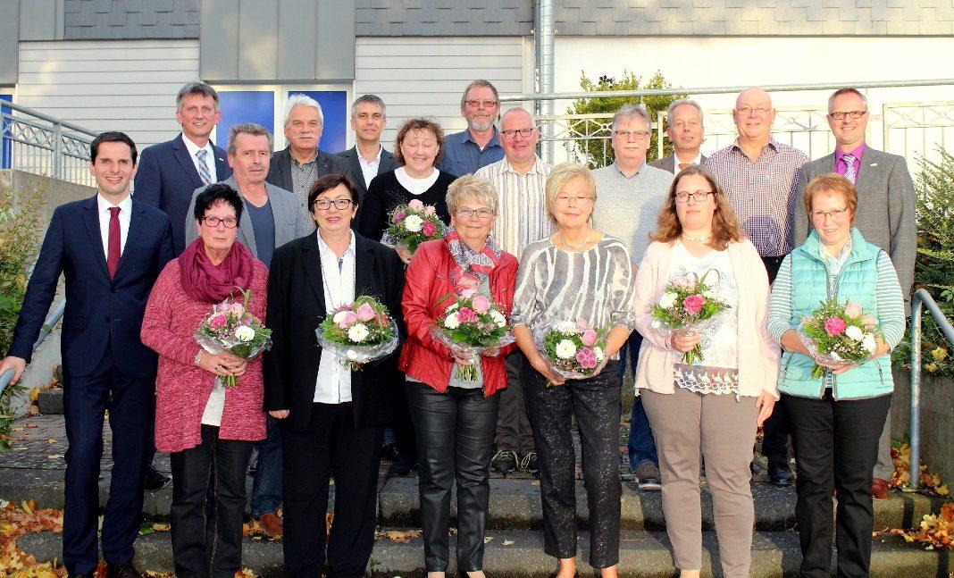 attendorner geschichten - jubilare stadt attendorn 2017