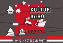 kulturbüro xmas 2017