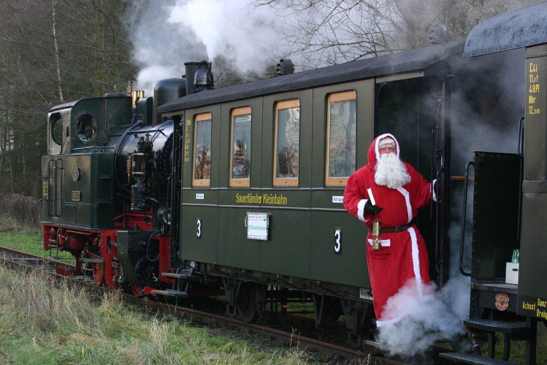 attendorner geschichten - nikolausfahrt kleinbahn