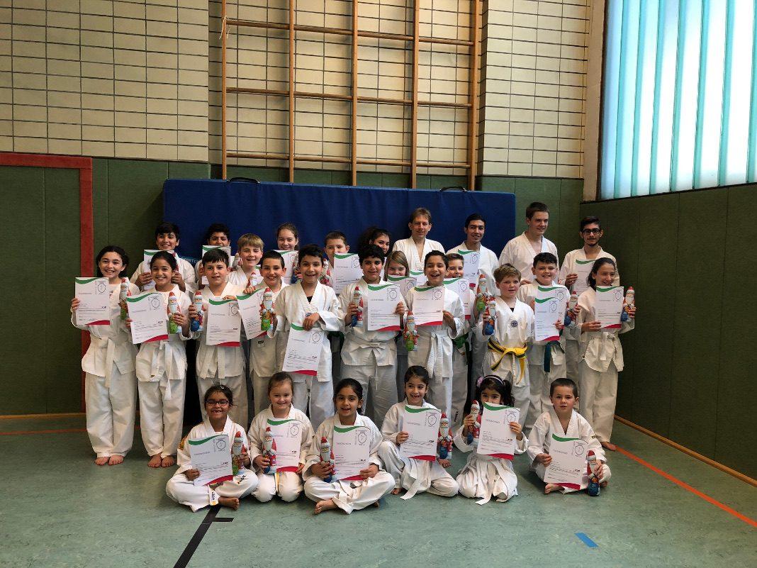 attendorner geschichten - taekwondo