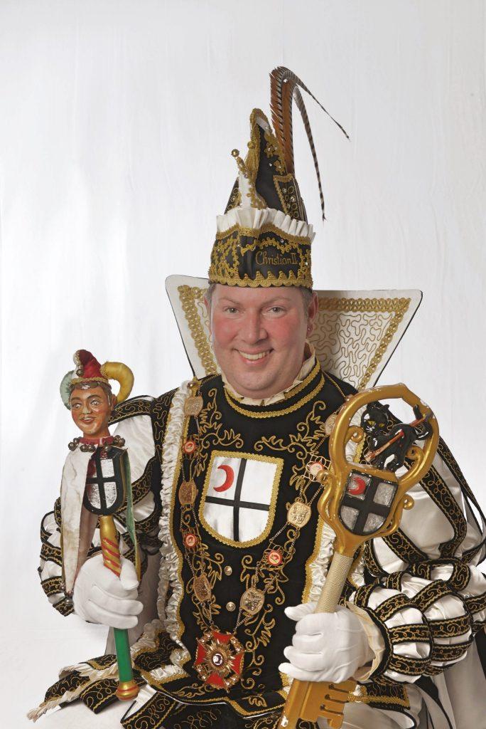 Prinz Christian II. - Karneval in Attendorn 2018