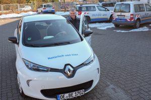 elektromobile Weiterentwicklung im Kreis Olpe