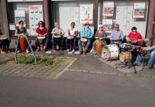 attendorner geschichten - musikschule trommelkurs