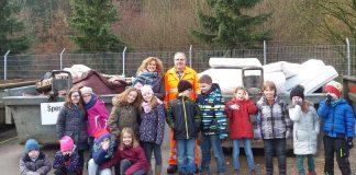 Mülltrennung - Sonnenschule Neu-Listernohl