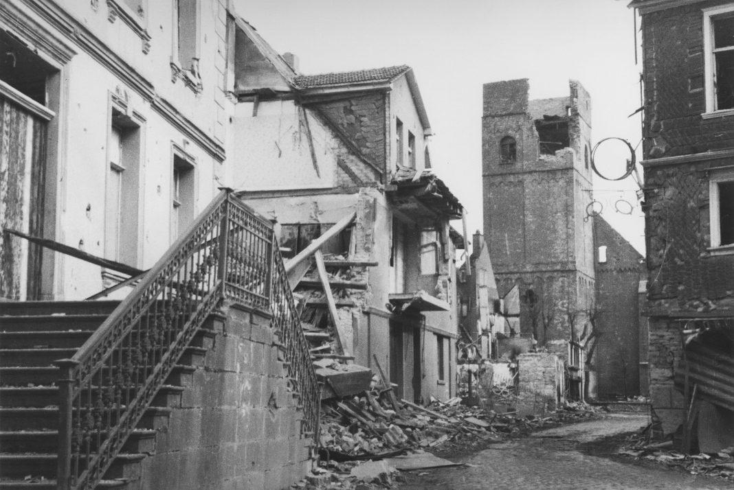 28. März 1945 Bomben auf Attendorn attendorner geschichten - bomben angriff