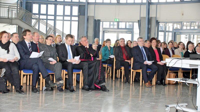 Einführung Rektor Koch - St. Ursula Realschule Attendorn