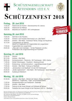 Schützenfest Attendorn