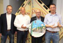 attendorner geschichten - plakette Vogelkönig schützengesellschaft