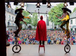 Gauklerfest Attendorn - Foto: @Gerrit Cramer