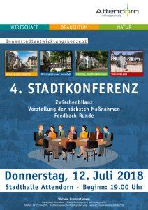 attendorner geschichten - stadtkonferenz
