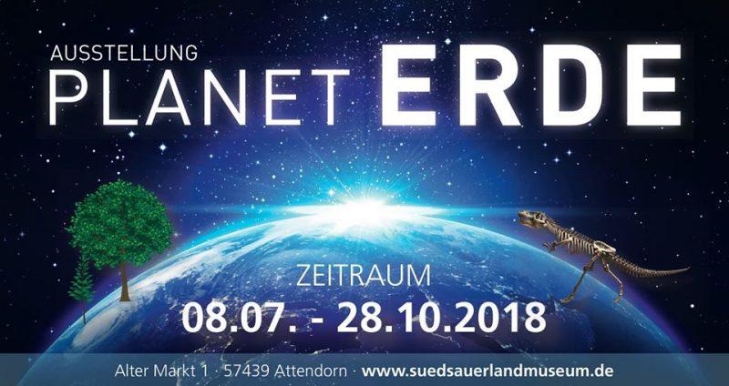 Planet Erde - Südsauerlandmuseum Attendorn