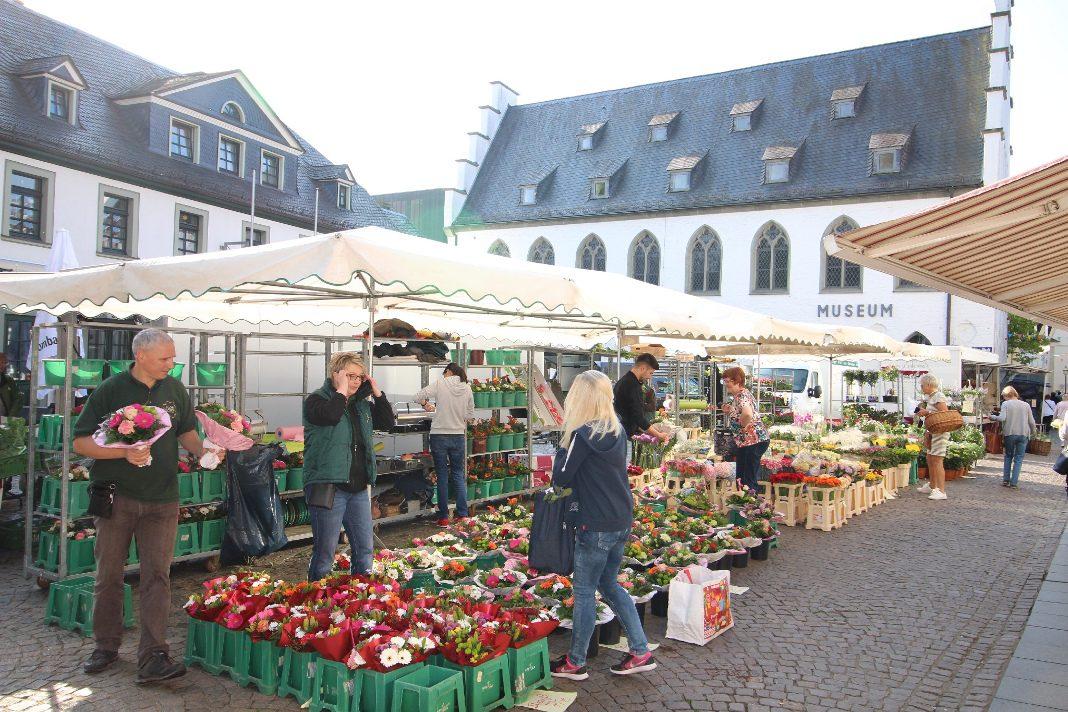 attendorner geschichten - wochenmarkt