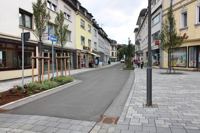 Einstreudecke Niederste Straße - Ennester Straße Attendorn