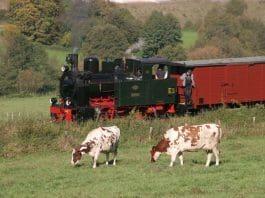 Sauerländer Kleinbahn - Hüinghausen