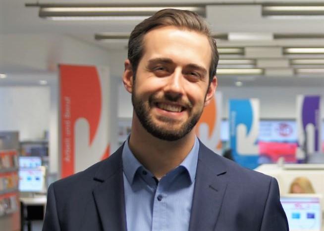 Benjamin Hecker - Arbeitsagentur Siegen