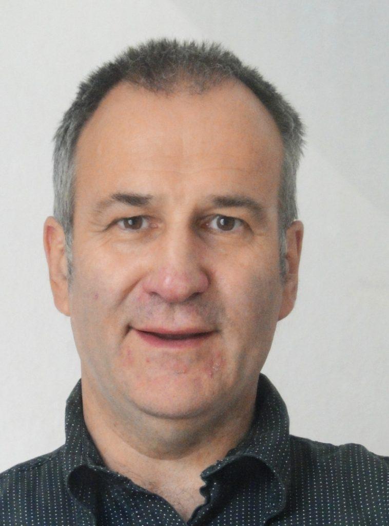 Dr. Markus Bertling - Leiter des Geo-Museums Münster