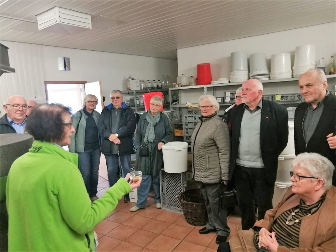 Attendorner Senfmühle - SPD Kreisverband Olpe