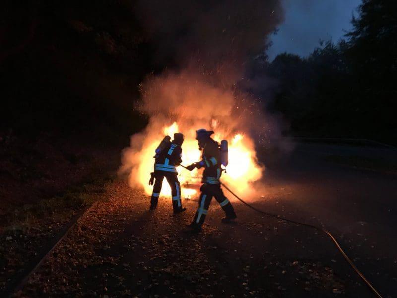 attendorn geschichten - feuerwehr brand
