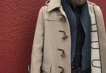 Warm durch den Winter mit den Männermode-Trends 2018/19