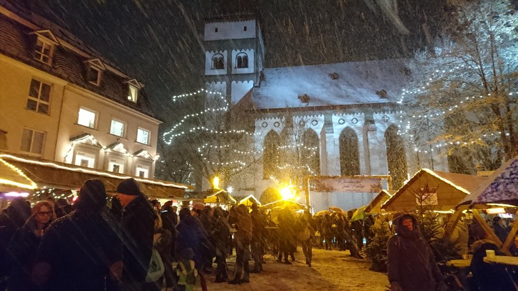 attendorner geschichten - weihnatsmarkt attendorn