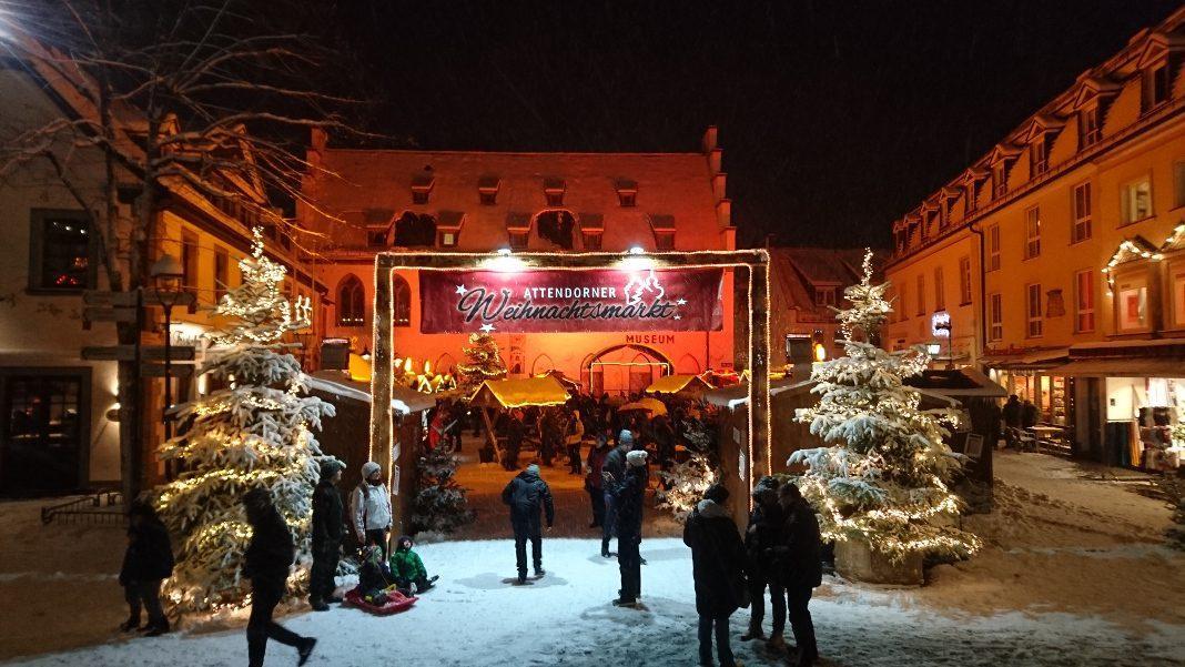 attendorner geschichten - weihnachtsmarkt