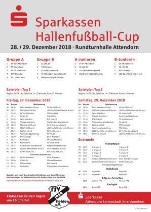 Hallenfußball-Cup 2018 - Attendorn