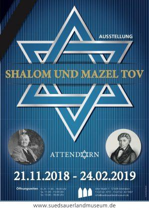 Südsauerlandmuseum Shalom und Mazel Tov