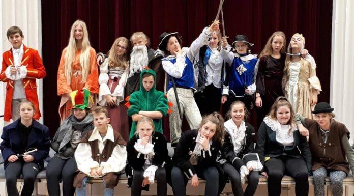 attendorner geschichten - theater ursula gymnasium