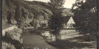 Grobbel Landschaft Biggetal - Südsauerlandmuseum