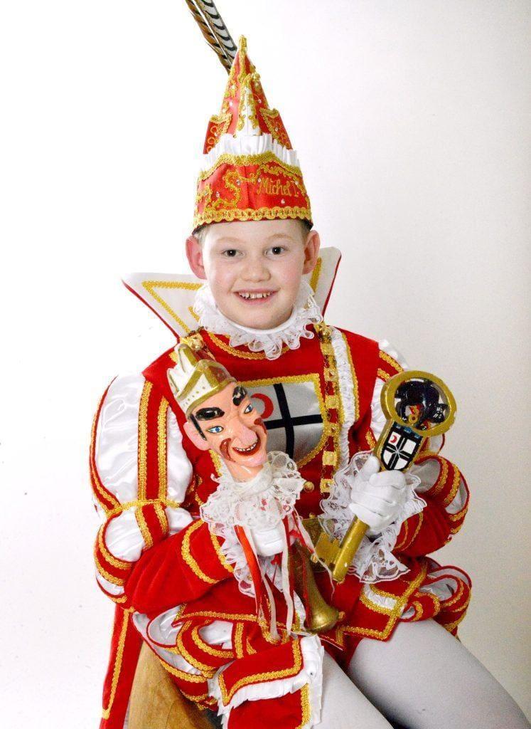 Kinderkarnevalsprinz 2019 - Karnevalsgessellschaft Attendorn