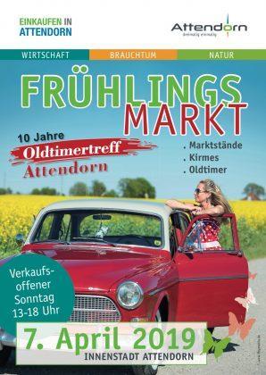 Frühlingsmarkt Attendorn 2019