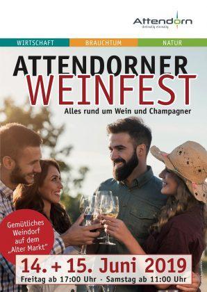 Attendorner Weinfest 2019