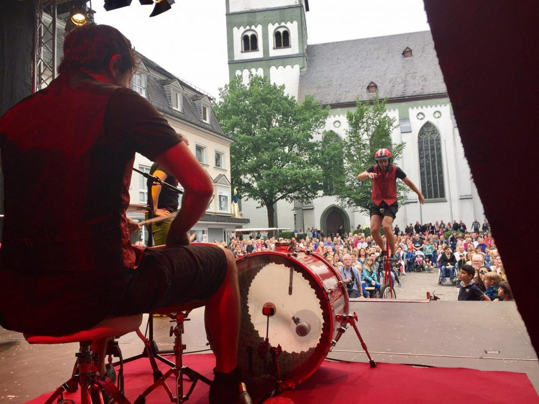 Gauklerfest Attendorn @ Gerrit Cramer