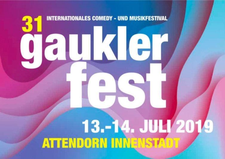 Kinder- und Gauklerfestival Attendorn 2019