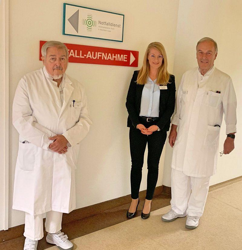 Notaufnahme-Team Helios Klinik Attendorn