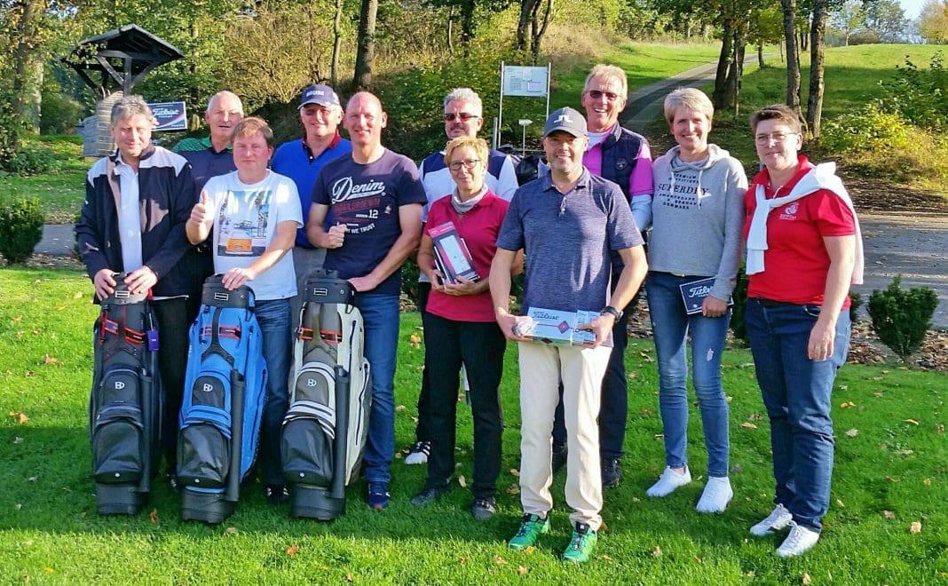 Bruse-Trophy 2019 - Golfclub Repetal