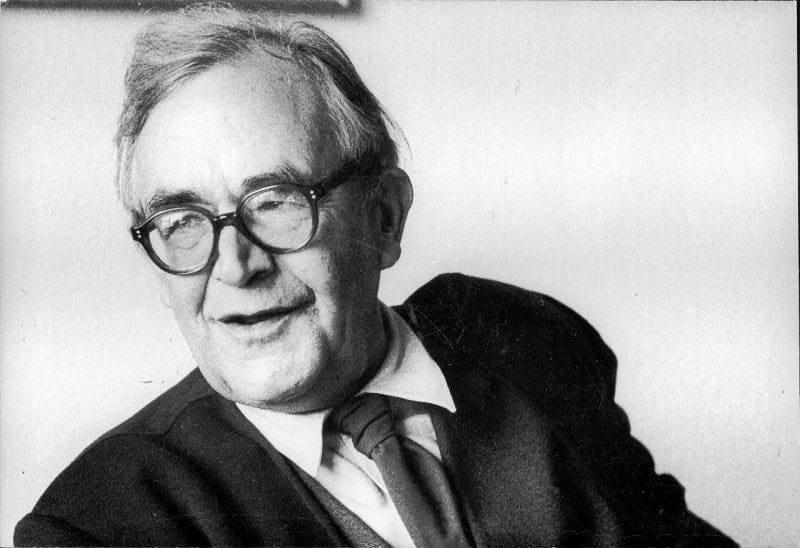 Karl Barth a