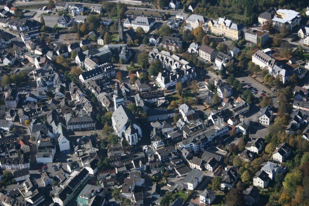 Luftbild Attendorn