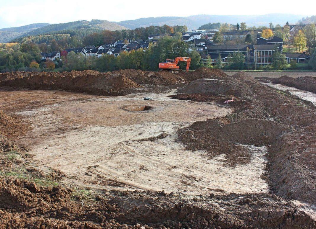 Historishcer Hausgrundriss Neu-Listernohl-Attendorn - LWL