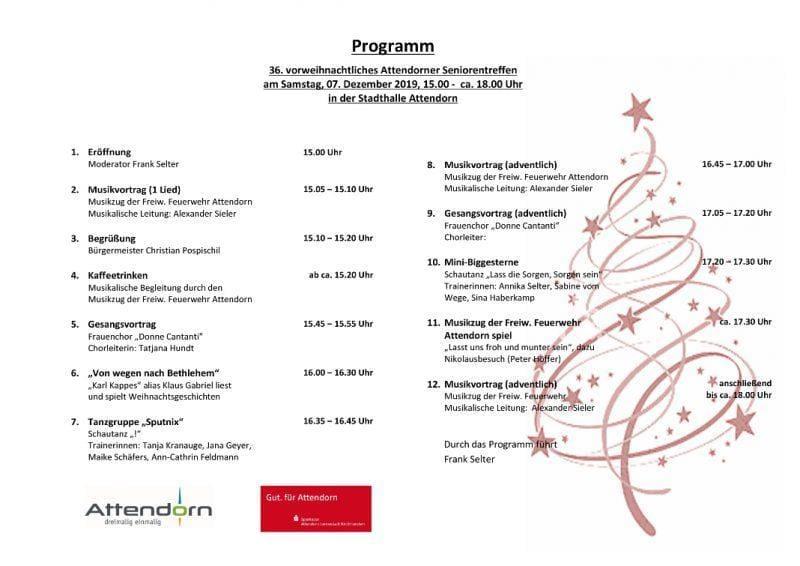 Programm 36 vorweihnachtliches Seniorentreffen0