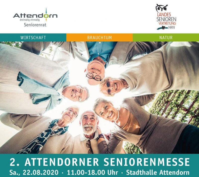 seniorenmesse 2020 deckblatt flyer
