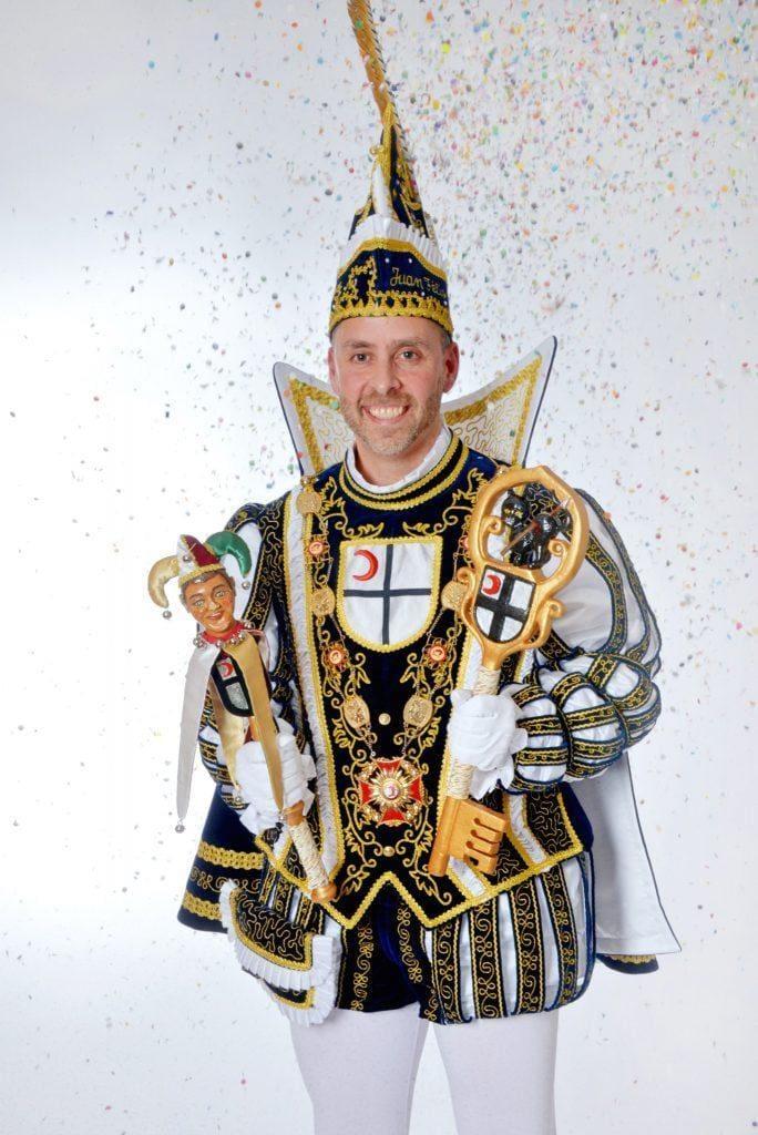 Felix I. (Manzano) - Prinz Karneval Attendorn 2020