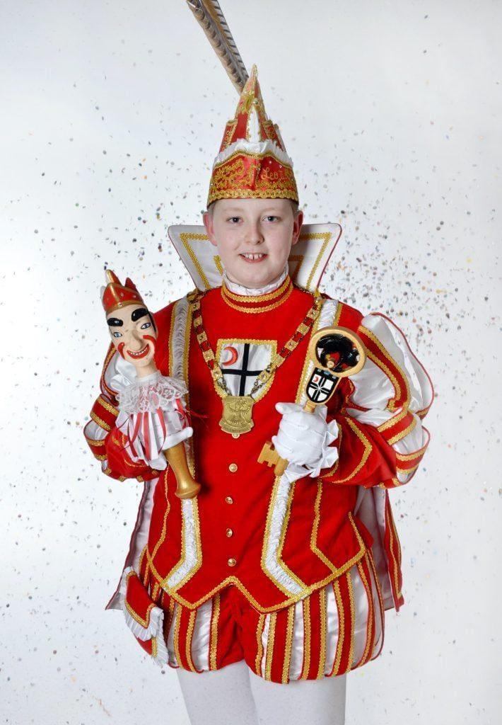 Leo II. (Otte) - Kinderprinz Attendorn 2020