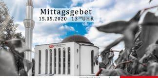 Mittagsgebet Moschee Attendorn