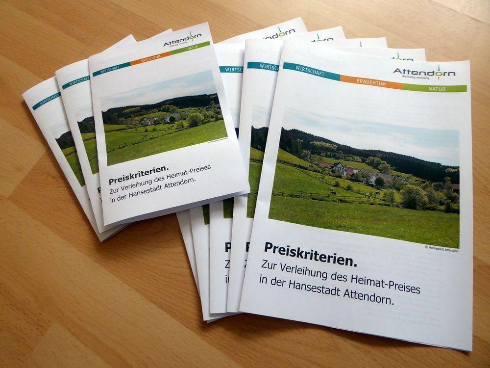 Heimat-Preis Attendorn